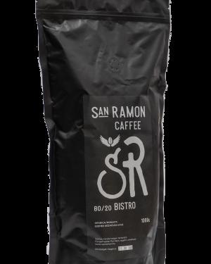 San Ramon Caffee Bistro 80% Arabica 20% Robusta kávé