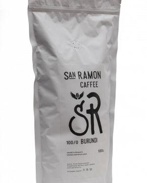 San Ramon Caffee - Burundi - 100% Arabica kávé