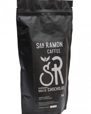 San Ramon Caffee - Raspberry-Chocholate - Arabica ízesített kávé