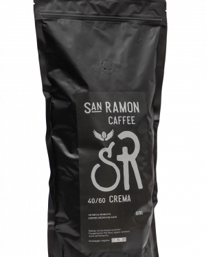 San Ramon Caffee - Crema - 40% Arabica 60% Robusta kávé