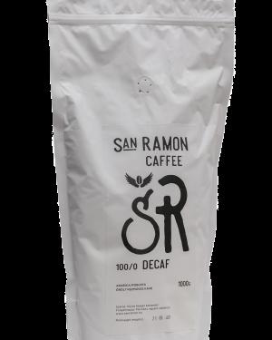 san ramon koffeinmentes kávé