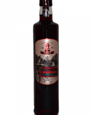 dynasty premium syrup strawberry