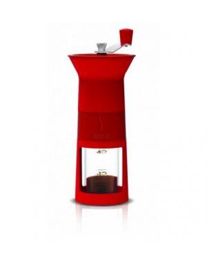 Bialetti Kézi Kávédaráló - Piros