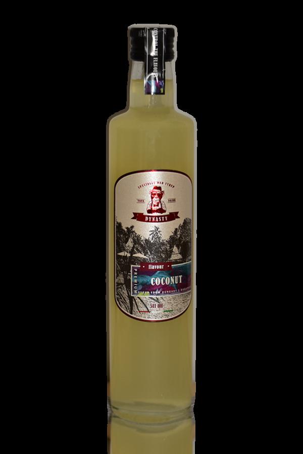 Dynasty Premium Syrup - Coconut