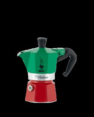 Bialetti La Mokina Italia Kotyogós Kávéfőző