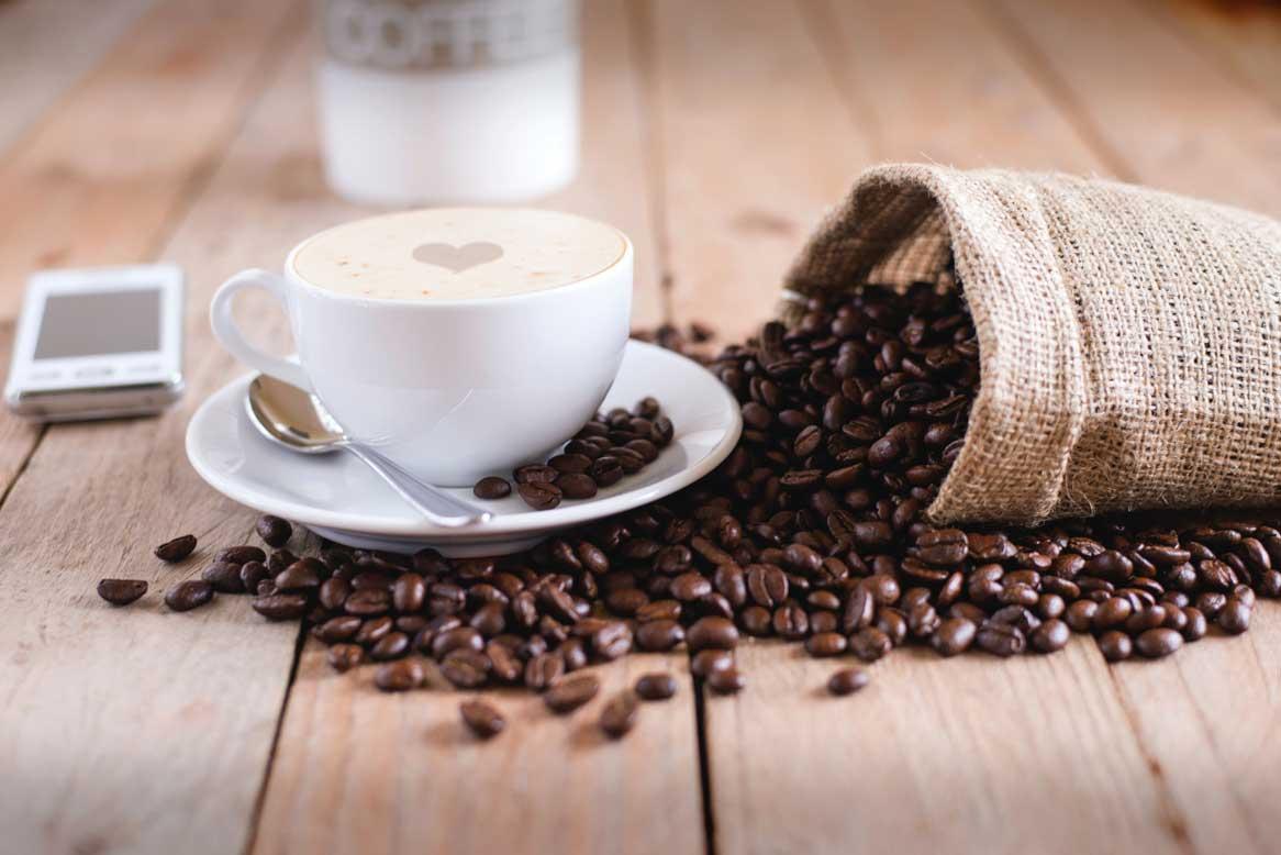 kávé történelem