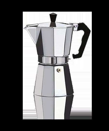 mokka kaffia kotyogós kávéfőző
