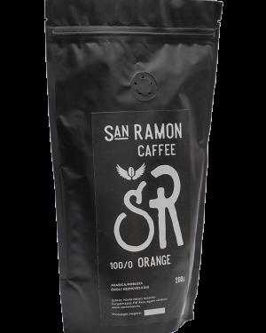 San Ramon Caffee - Orange - 100 Arabica ízesített kávé